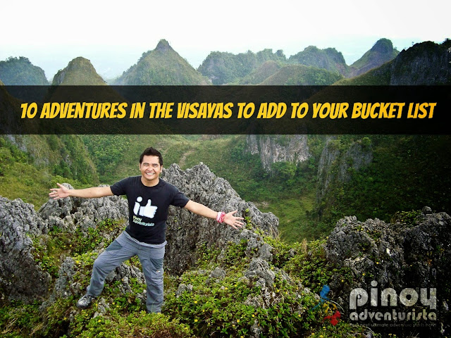 10 Adventures In The Visayas To Add To Your Bucket List