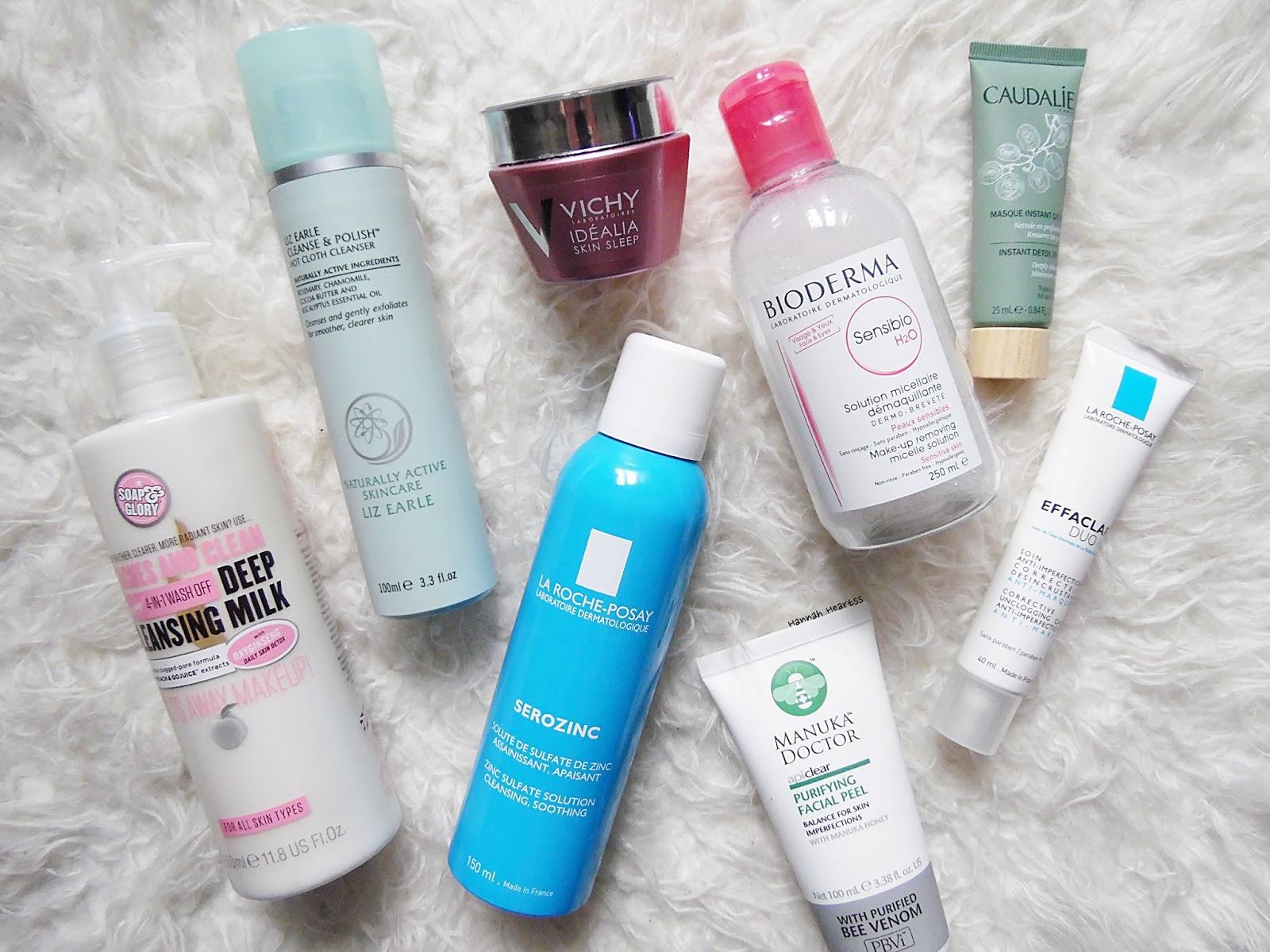Acne Free Skincare Routine