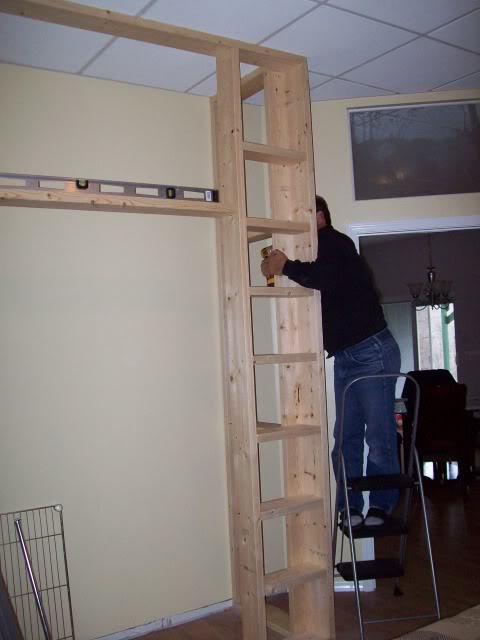 Mike And Lisa S World Chapter 107 Building A Bedroom