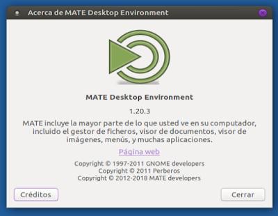 Acerca de MATE 1.20.3