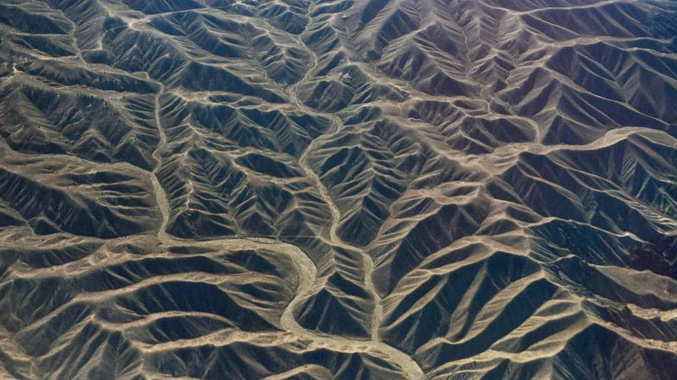 35. Afghanistan - 50 Stunning Aerials That Will Make You See the World in New Ways (PHOTOS)
