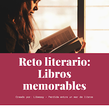 Reto libros memorables 2021  5/9