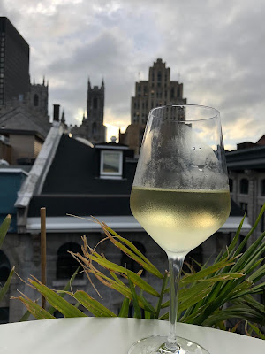 Wine in Montreal Canada
