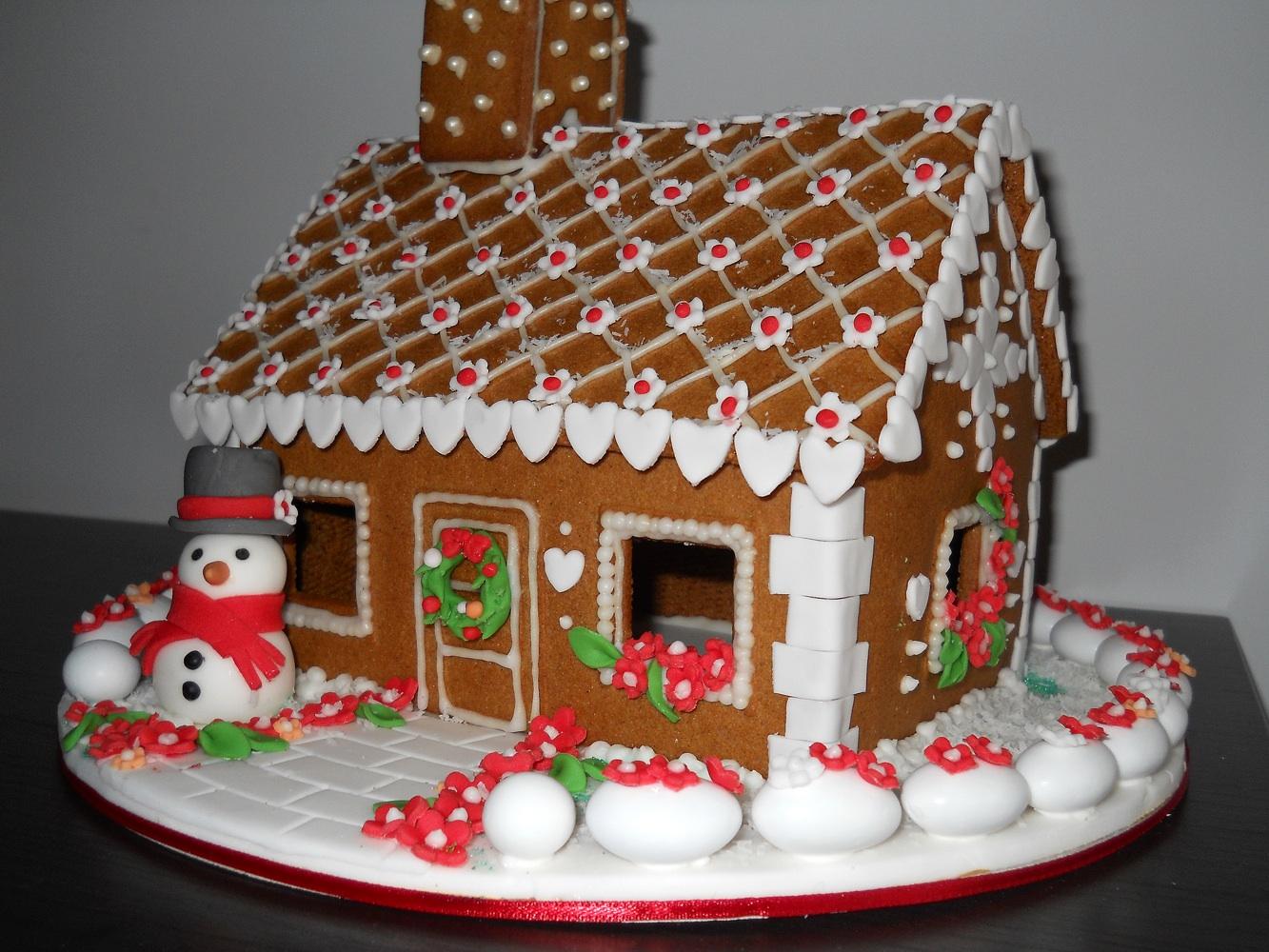 Casetta Di Natale Ikea : Aroma di vaniglia casetta in pan di zenzero gingerbread