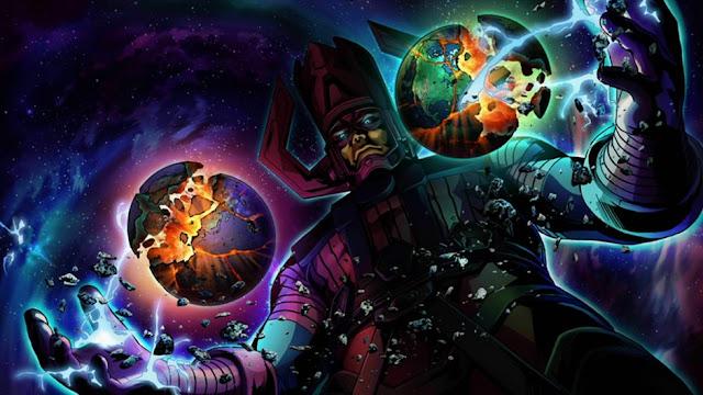 Asal-Usul Kekuatan Galactus, Sang Pemakan Planet dari Marvel Comics