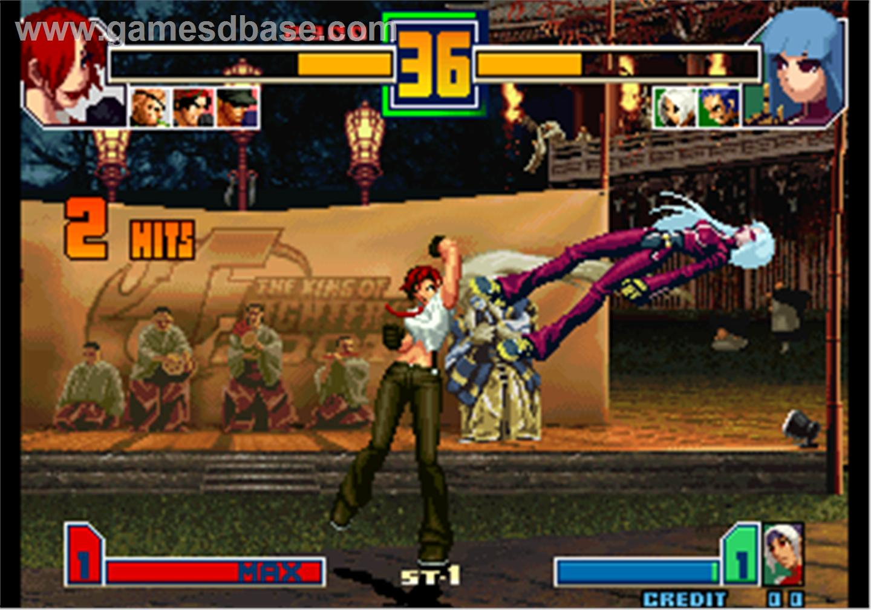 Mame Fighting Games Artwork