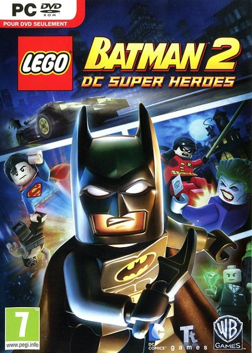 Telecharger lego batman 2 dc super heroes pc telecharger jeux pc gratuit - Jeux lego batman gratuit ...