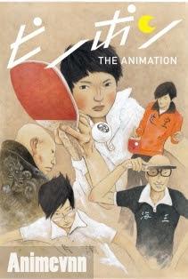 Ping Pong The Animation - Cao Thủ Bóng Bàn 2012 Poster