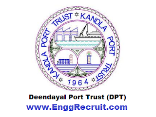 DPT Recruitment 2018 for Executive Engineer