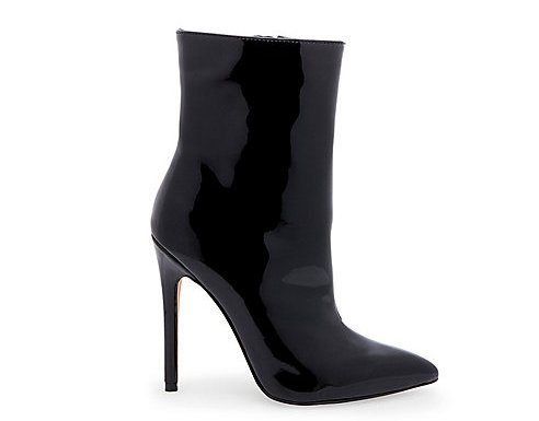 Patent Ankle Boots by Steve Madden