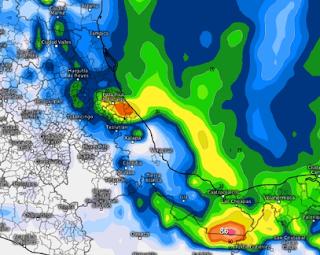 24 a 48 horas periodos prolongados de sol en Estado Veracruz