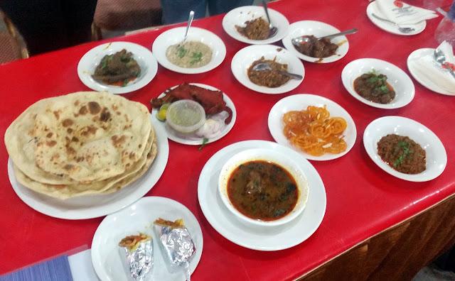 Zaika-E-Ramzan spread