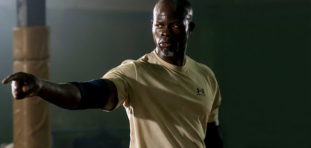 Djimon Hounsou în Never Back Down