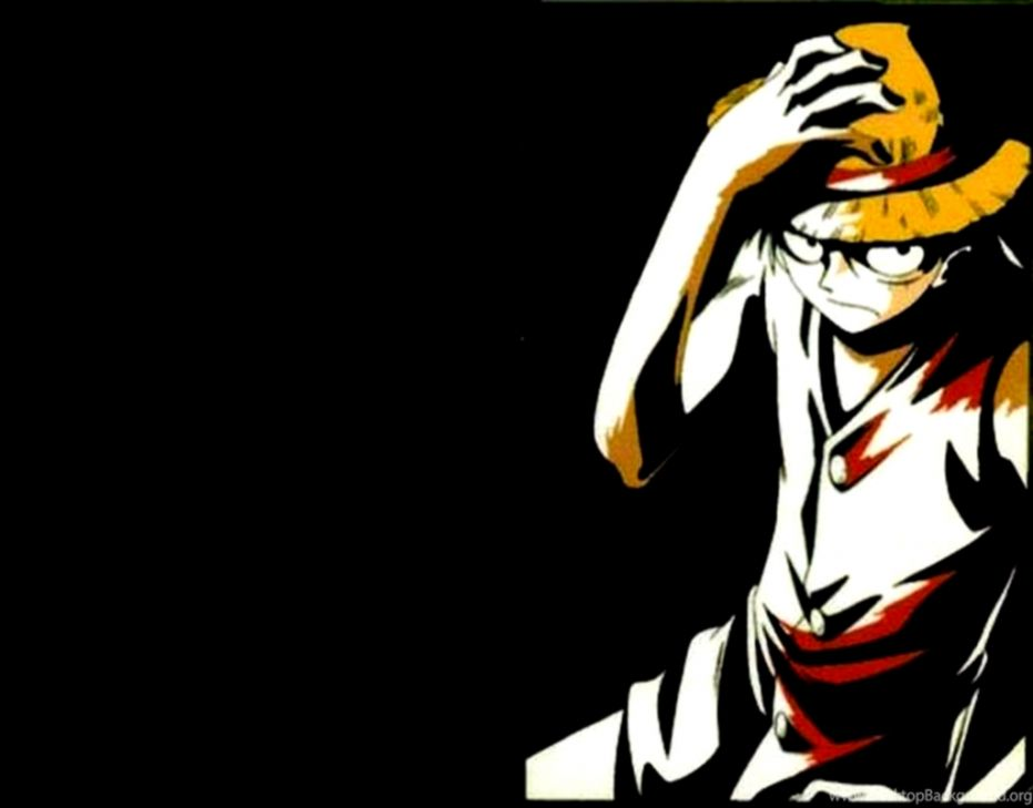 Luffy One Piece Anime Hd Wallpapers Wallpapers Box