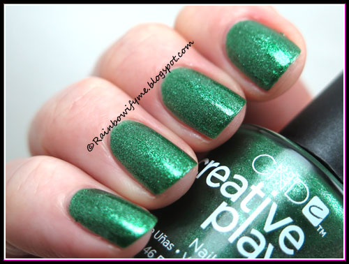 CND Creative Play ~ Shamrock On You