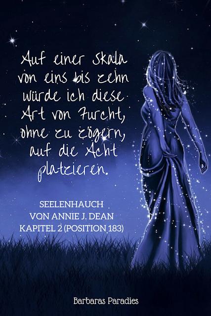 Buchrezension #90 Seelenhauch von Annie J. Dean