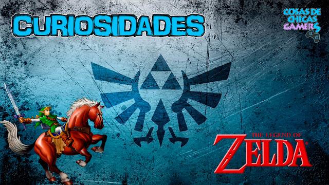 Curiosidades Zelda