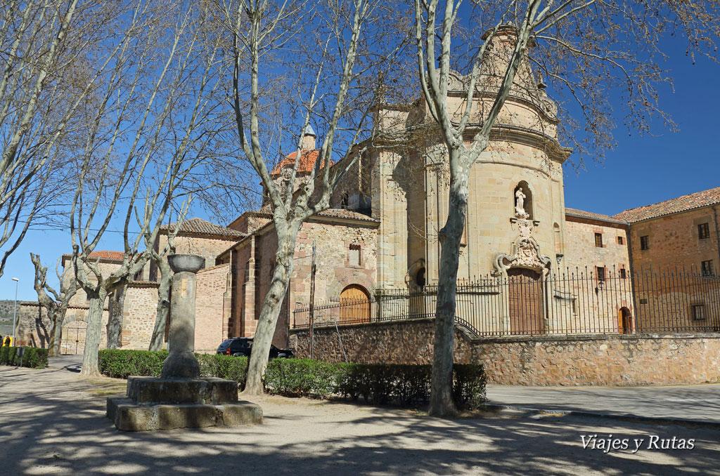 Convento de las Ursulinas de Sigüenza