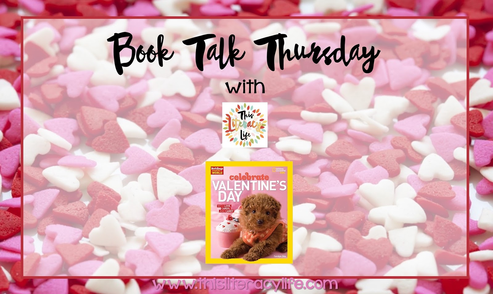 Valentine's Day is right around the corner, and there are so many things kids can learn about this fun holiday in the book Celebrate Valentine's Day.