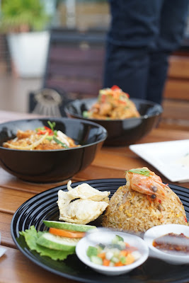 Tum Yum Fried Rice Terasky Transera