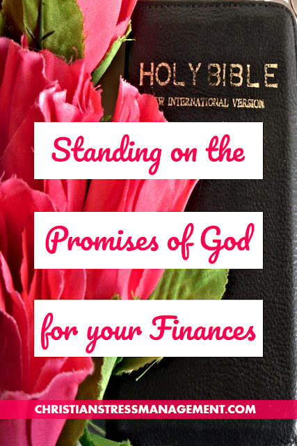 Standing on the Promises of God for Your Finances