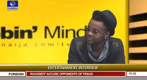 Video: Kiss Daniel Refuses To Say His Age During Interview, Says His Label Will Make A Press Release On That