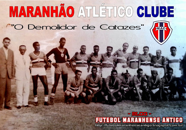 Resultado de imagem para Maranhão Atlético Clube