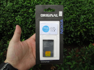 baterai original Nokia BL-5CT packing