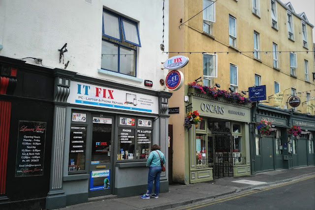 shops in Galway