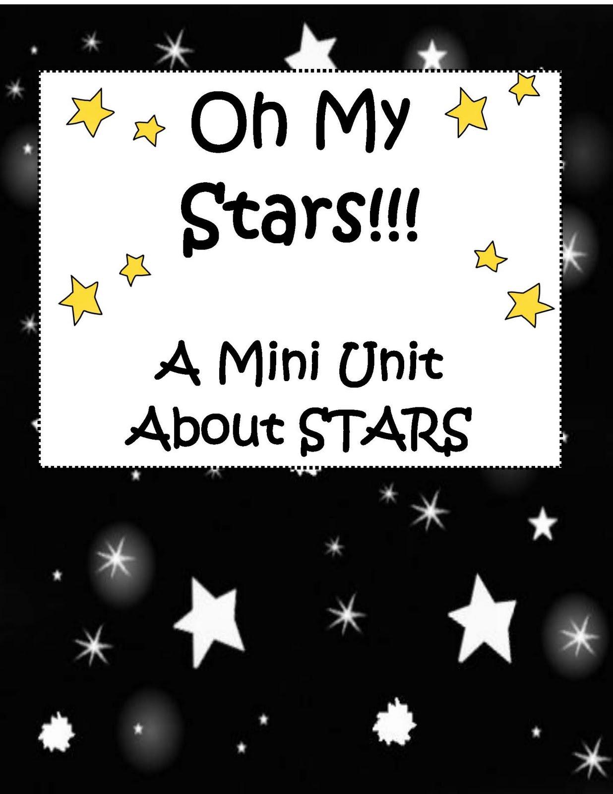 Made 4 Elementary And Made 4 Middle School Star Activity