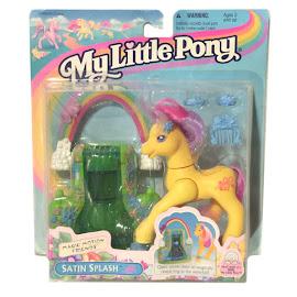 My Little Pony Satin Splash Magic Motion Ponies II G2 Pony