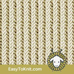 Knit Purl 59: Twist  #easytoknit
