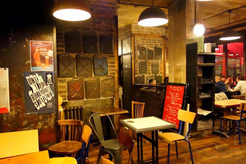 Mes Adresses La Cantine De Belleville Un Bar Resto Concert Effervescent Paris 20 Paris La