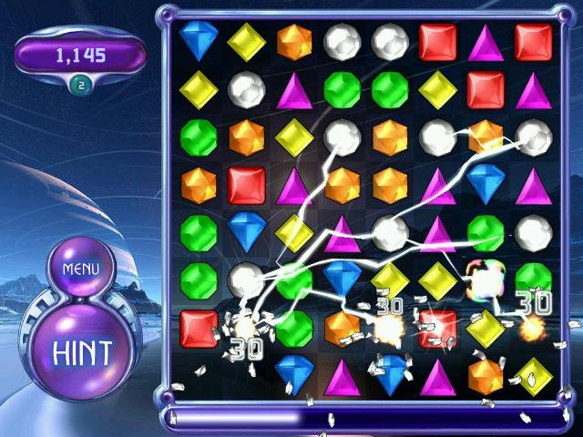 Bejeweled 2 Deluxe PC Games Gameplay