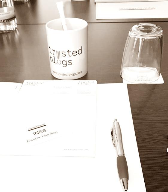 Trusted Blogs Blogger at Work Workshop München