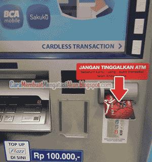 Cara Transfer Uang lewat ATM BCA ke BRI, Kode Antar Bank ...
