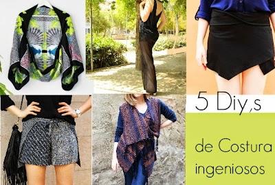 5 Diy,s de Costura Ingeniosos para este Verano