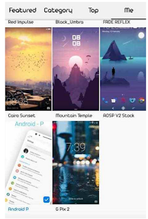 Cara Menginstal Tema EMUI Pada EMUI 8, EMUI 5.1 (Huawei, Honor Devices)