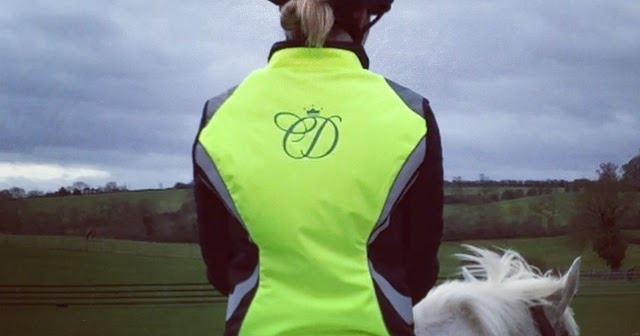 Equisafety Charlotte Dujardin Arret Waistcoat Review