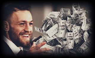 Конор Макгрегор и деньги