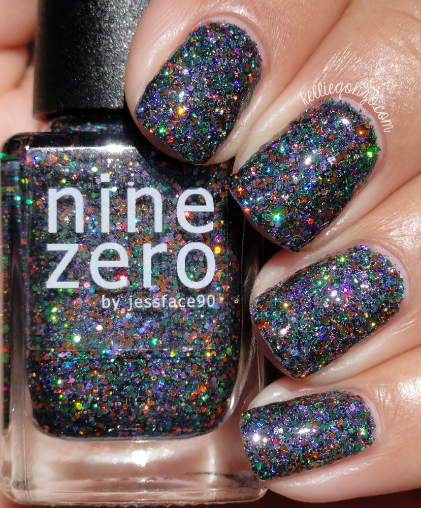 Nine Zero Lacquer The Witching Hour