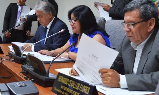 Comisión de Ética aprobó iniciar investigación contra Lescano por acoso