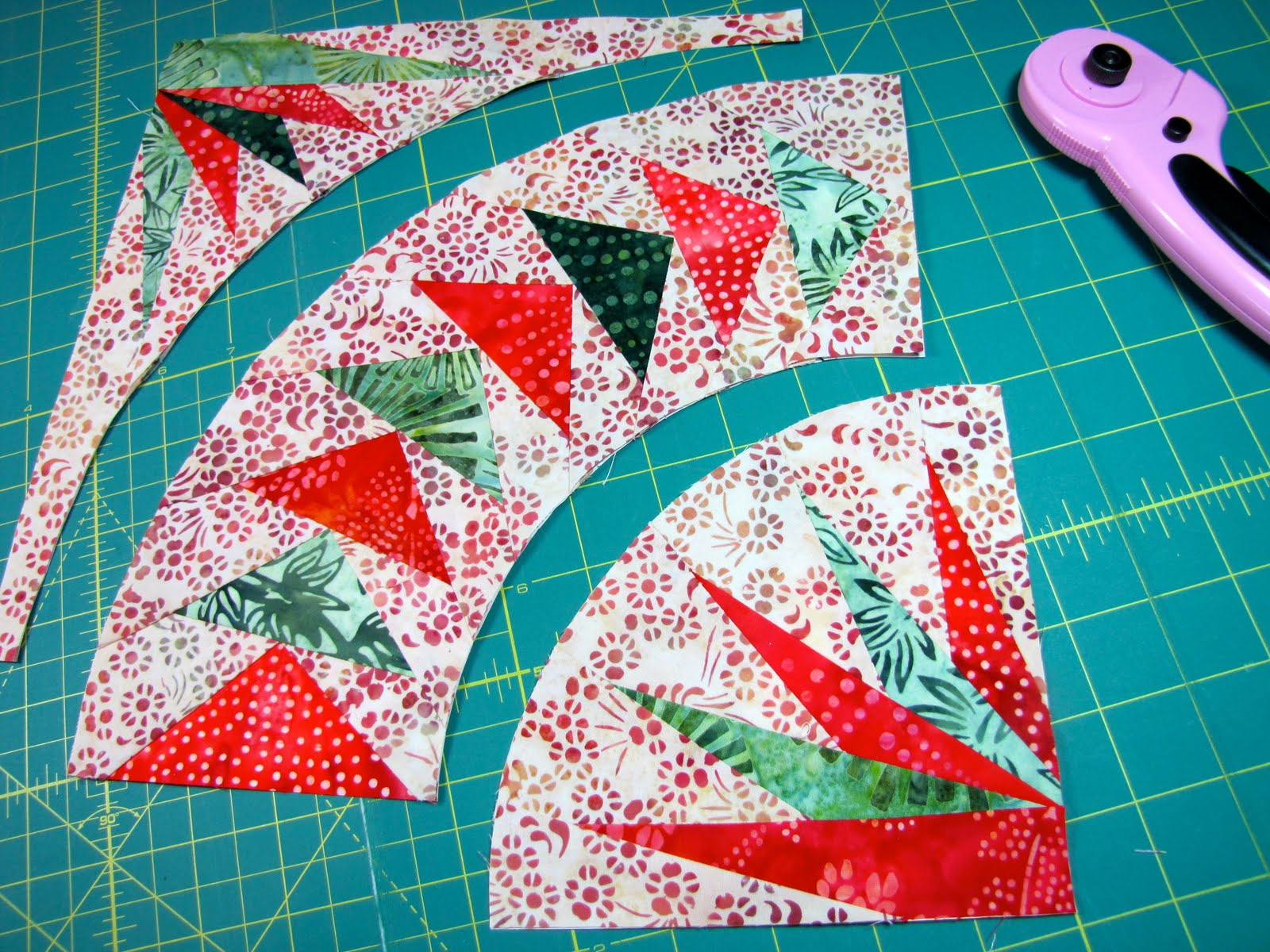 Canton Village Quilt Works Did Someone Say Paper Piecing