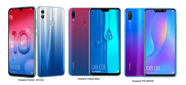 Huawei Y9 for the first time in India, Honor 10 Lite Packs A Punch [Launch In India, Specs, Price]