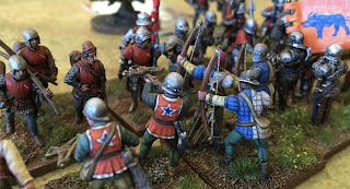 A Coat of Steel, War of the Roses, Perry Miniatures, Archers, 28mm, WotR
