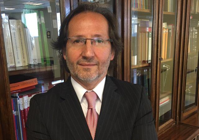 Ministro Álvaro Mesa Latorre
