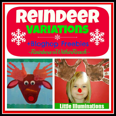 photo of: Reindeer Variations!