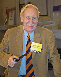 In Memoriam Trevor Baylis: the life-saving wind-up radio and the precarious lot of the sole inventor