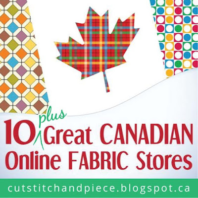 10 plus Great Canadian Online Fabric Stores