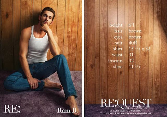 Show Package - Re:Quest Model Management , New York S/S 13